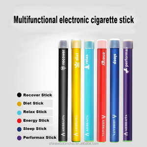 Best selling products vape pen 500puffs vitamin B disposable e-cig stick