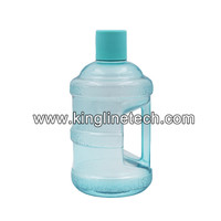 New design 630ml Mini plastic water bottle with side handle