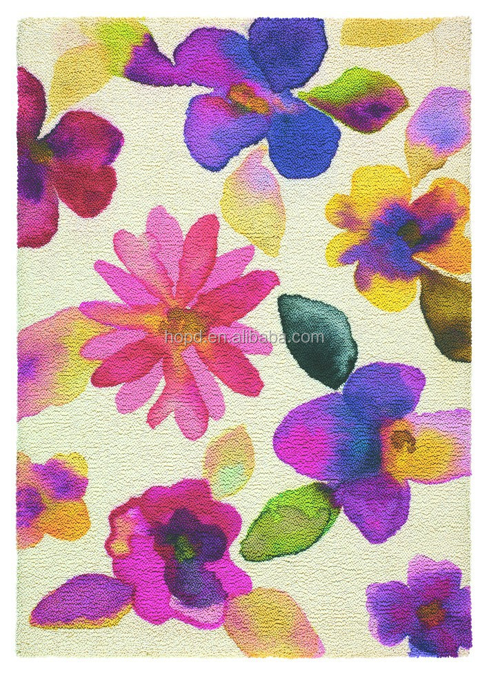 Flower Shaped Rug, Flower Shaped Rug Suppliers And Manufacturers At  Alibaba.com