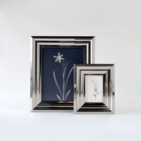Multi Photo Picture Frame Malaysia Silver Plated Glitter Photo Frame