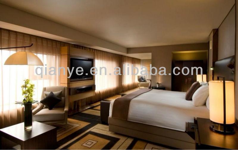 Jhf 027 duba conception chambre d 39 h tel de luxe meubles for Chambre hotel luxe