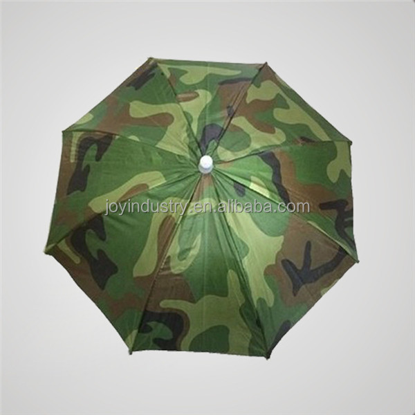 J1013 umbrella hat for adult/kid umbrella hat