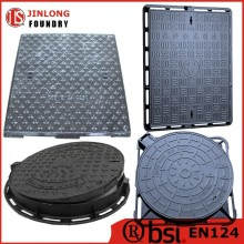En124 middle duty manhole cover factory sale