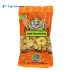 Plastic Plantain Chips Packaging Pillow Bags