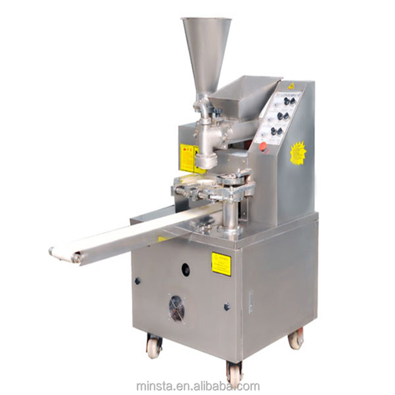 High-output Automatic dumpling making machine/Wholesale Prices Chinese Dumpling Maker for sale