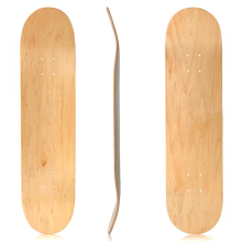 2018 <span class=keywords><strong>atacado</strong></span> 7ply chute duplo 100% hard rock maple Canadense skate deck <span class=keywords><strong>branco</strong></span>