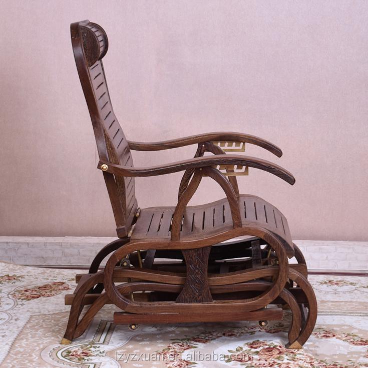goedkope woonkamer meubels handgemaakte houten rocking stoelen