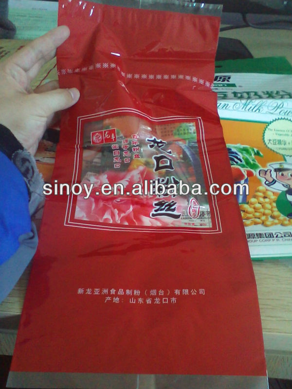vermicelli packing bag