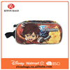 Hot Selling Super Boy Cool Pencil Case With 2-layer zippers