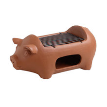 Decoratieve Outdoor Barbecue <span class=keywords><strong>Grill</strong></span> Terracotta Pig <span class=keywords><strong>Grill</strong></span>