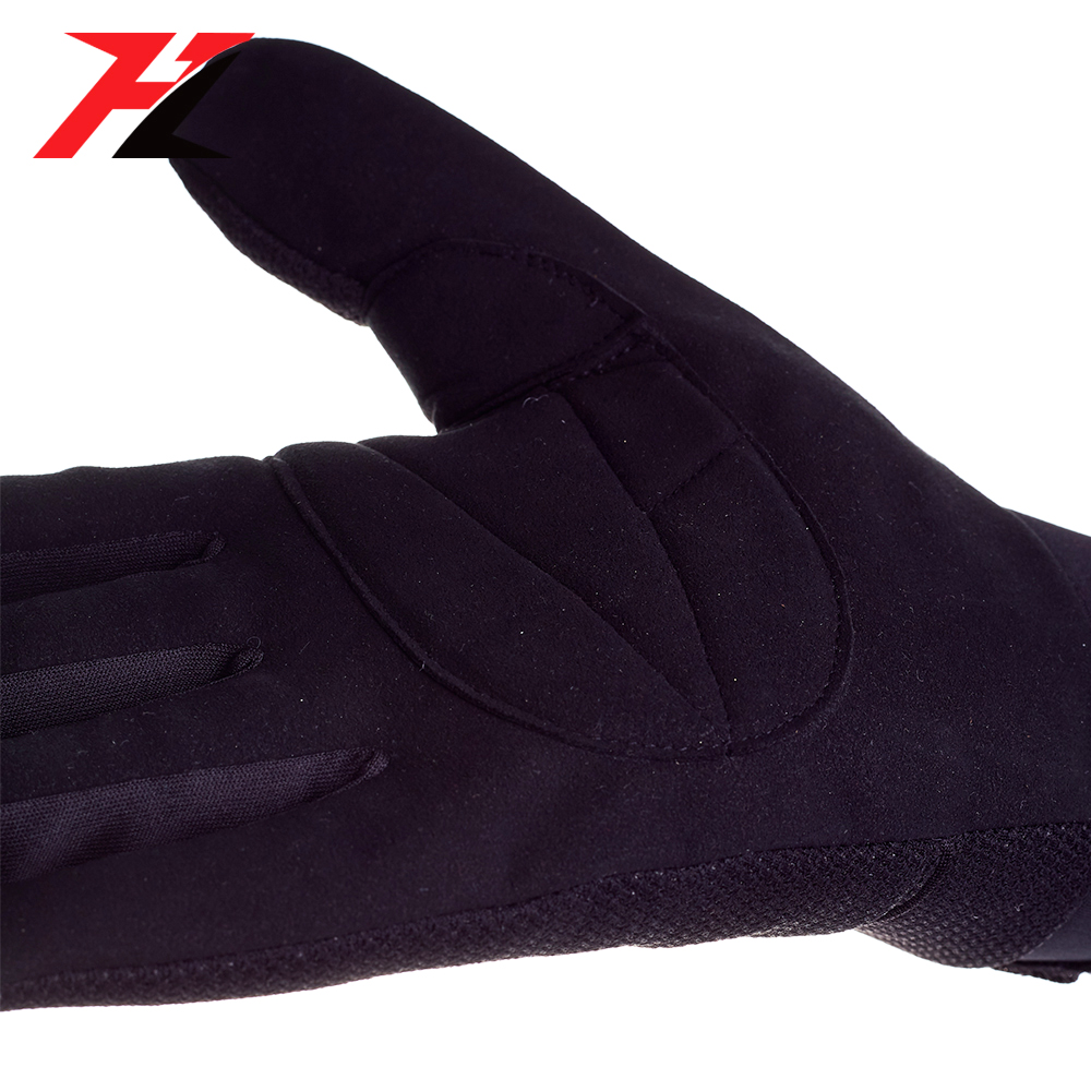 Hot selling thin winter outdoor sports gloves windproof cold weather warm running gloves