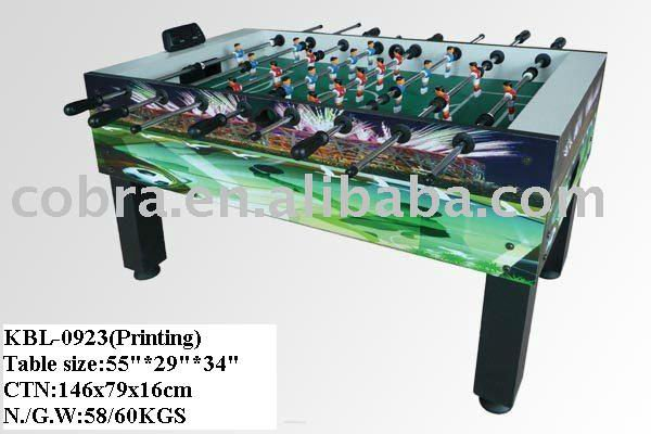 China Foosball Table Size, China Foosball Table Size Manufacturers And  Suppliers On Alibaba.com