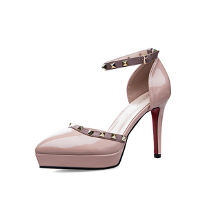 3a6a9abed77b Material High Heel Sandal