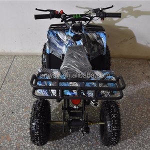 49cc 2 stroke mini atv quad, kids gas powered atv 50cc
