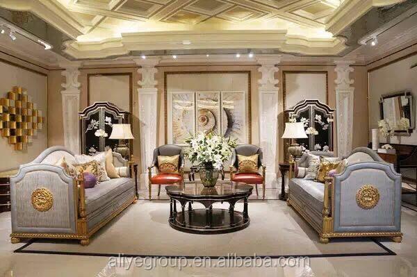 Charming KS48  Luxury Classic French Style Living Room Set /european Italian Living  Room Set /