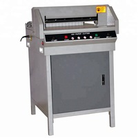 450V+ a3 450v stack electric guillotine paper cutter , paper cutting machine for sale