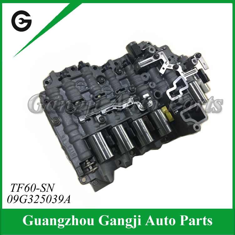 Best Selling TCU Control Unit Automatic Gear Box Transmission Valve Body TF60-SN 09G-325-039-A Used For VW
