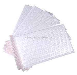 Customized BOPP Lamination Metallic Plastic Bubble Envelope