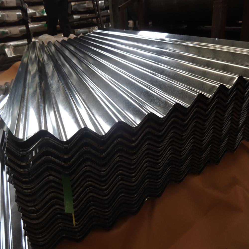 Aluminium Zinc Roofing Sheets Steel Sheet Color Corrugated