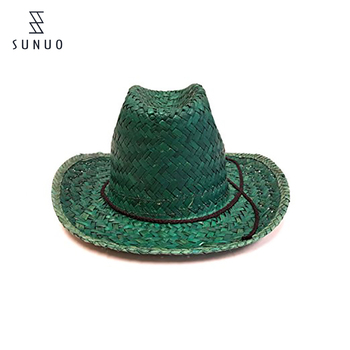 b1872fa5eded2 Wholesale Color Spray Paint Cowboy Straw Hat For Men - Buy ...
