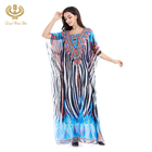 Top selling beautiful wholesale modern Indonesia muslim dress Islamic Clothing