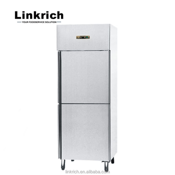 upright storage stainless steel deep freezer for dough buy stainless steel restaurant. Black Bedroom Furniture Sets. Home Design Ideas