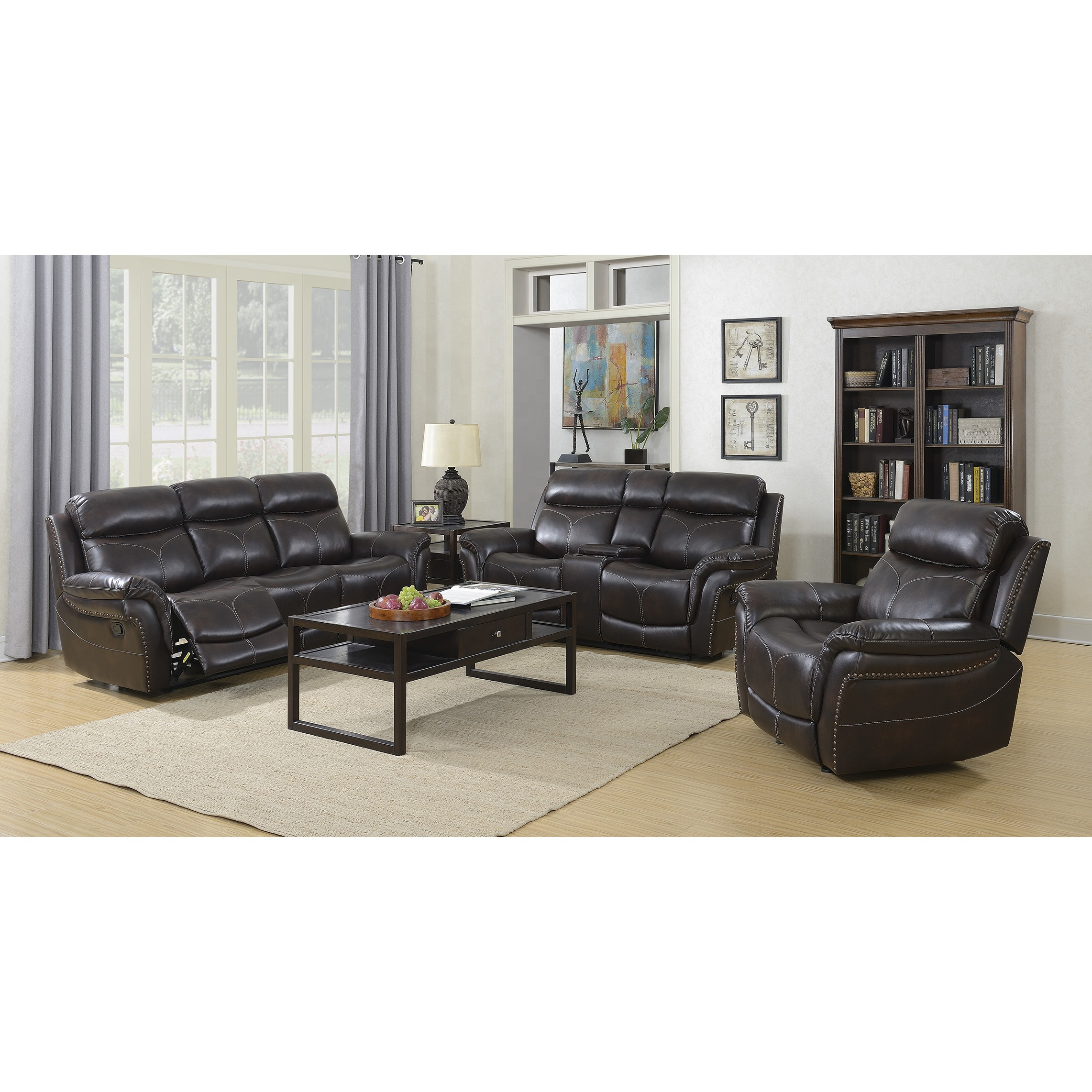 Frank Furniture Wholesale Price Hot Selling Fashion Leather Electric  Recliner Sofa - Buy Recliner Sofa,Leather Recliner Sofa,Electric Recliner  Sofa ...