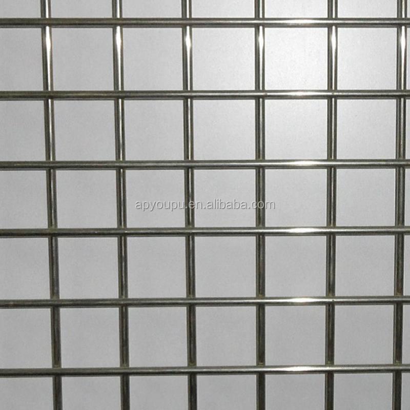 2x2 Galvanized Welded Wire Mesh Panel,5x5 Galvanzied Welded Wire ...