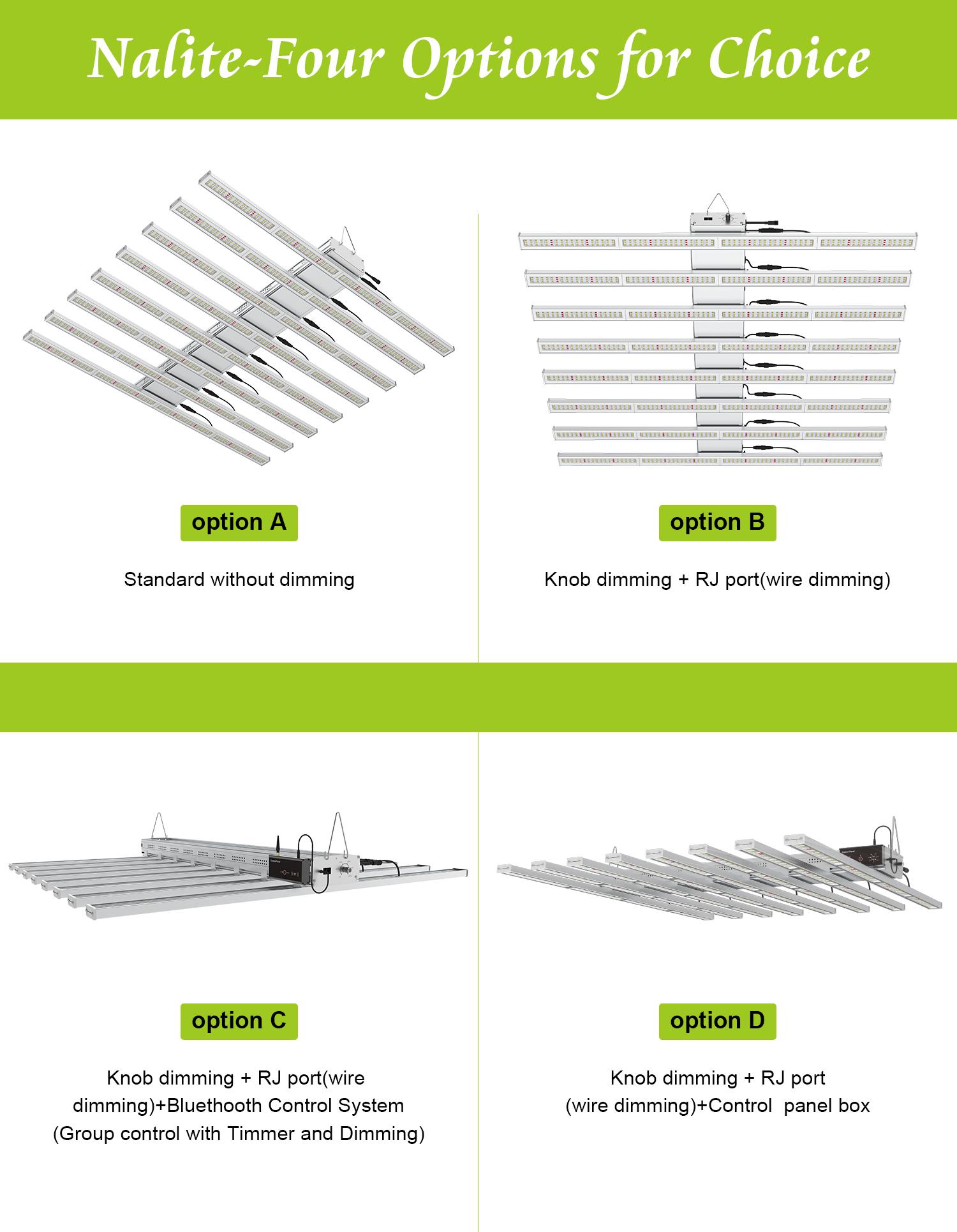 Nalite Led Grow Light Bar Nalite Design Led Grow Light Bar