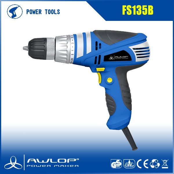280W Power Craft Tools Handhold Tools Electric Hand Drill