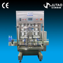 Automatic drink water filling glass bottle filling machine