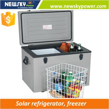 Beau 45L 30L New Cheap Small Fridge Freezer 12v Car Mini Portable Freezer
