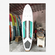 High performance super strong blank Plastic EPS fiberglass epoxy SUP stand-up paddle board surfboard