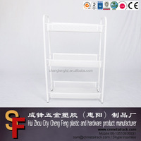 Removable Serving Trolley With Protection Handle For Shopping