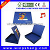 handmade paper music gift boxes manufacturer in china