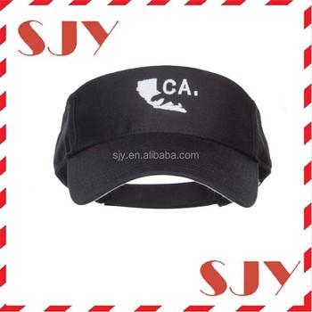 4939bc8c Custom uv protection sun visor cap,sports golf visors /Sun Visor Cap