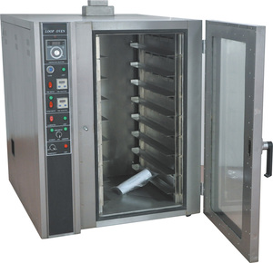 5 trays countertop gas convection steam oven 220v industrial bakery equipment