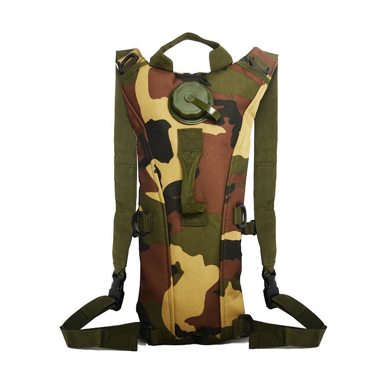 China Alibaba hiking backpack sport back pack camouflage color