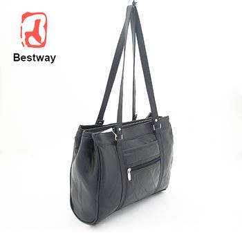 Fashion Milan Las Genuine Leather Italian Handbags