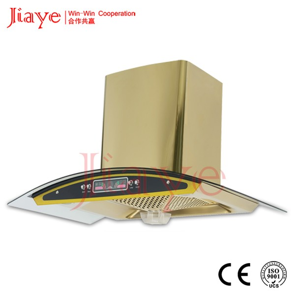 Excellent fashion concise style design chinese kitchen exhaust range hood, cooker hood