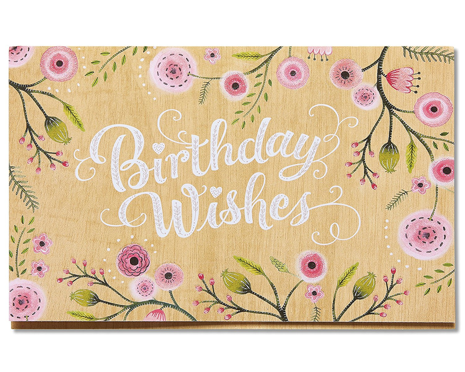 Buy american greetings birthday wishes birthday card with glitter in american greetings birthday wishes birthday card with glitter m4hsunfo
