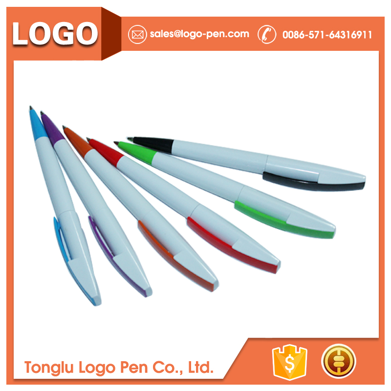 low price plastic disposable ballpoint production process pen