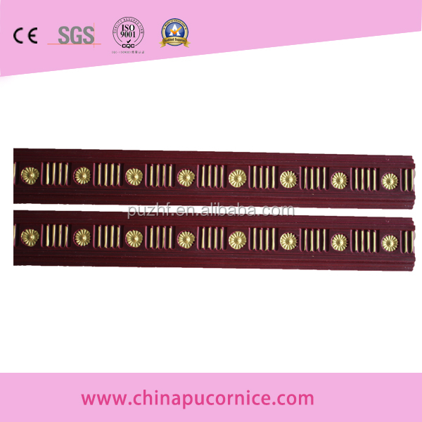 China Exterior pu Cornice Mould for Home Decor