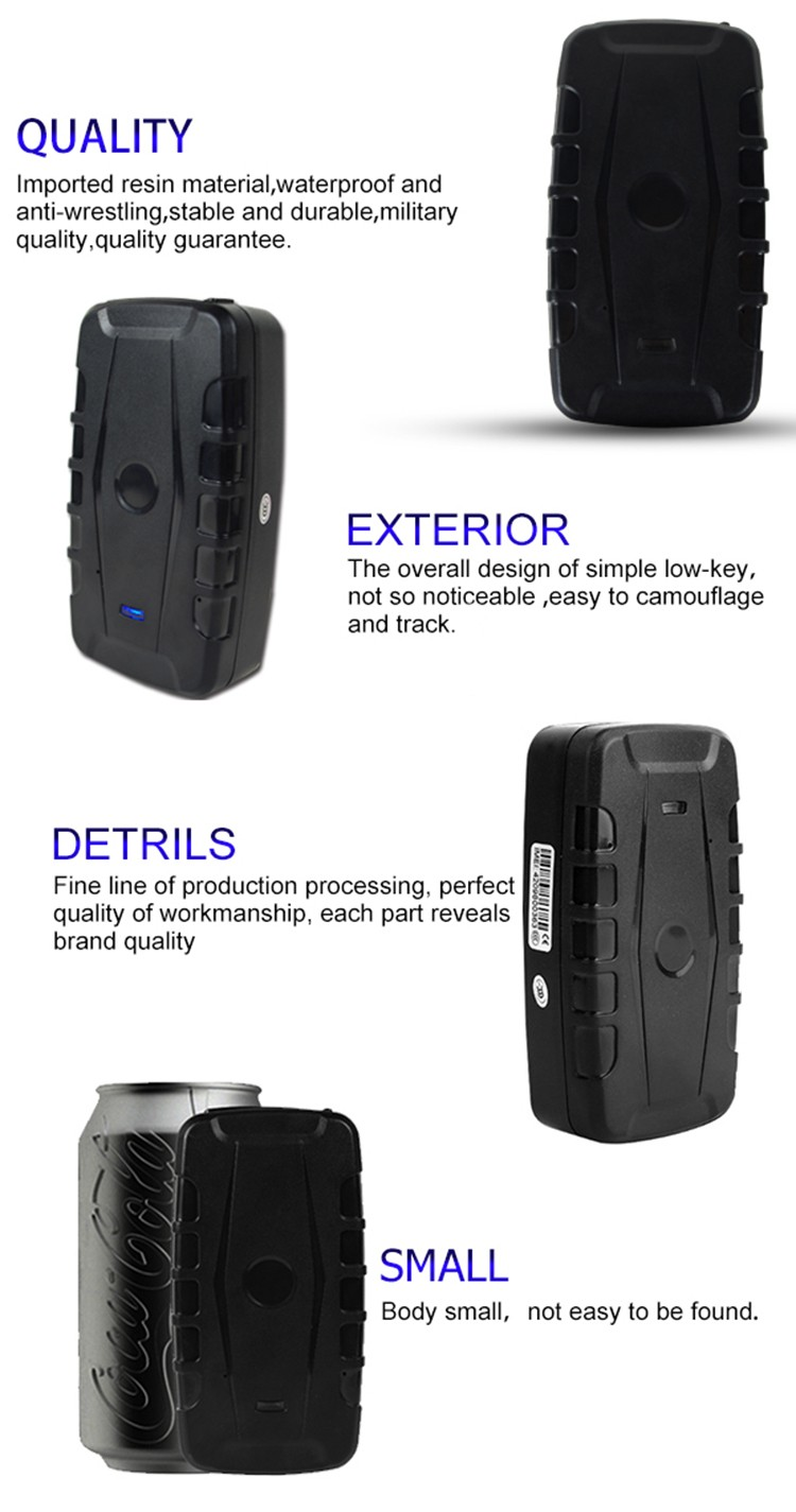LK209c 2G Real-time Tracking GPS Tracker Device for Car