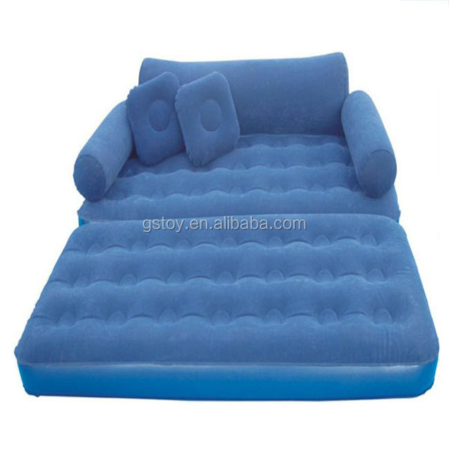 Custom Foldable Air Sofa Bed With