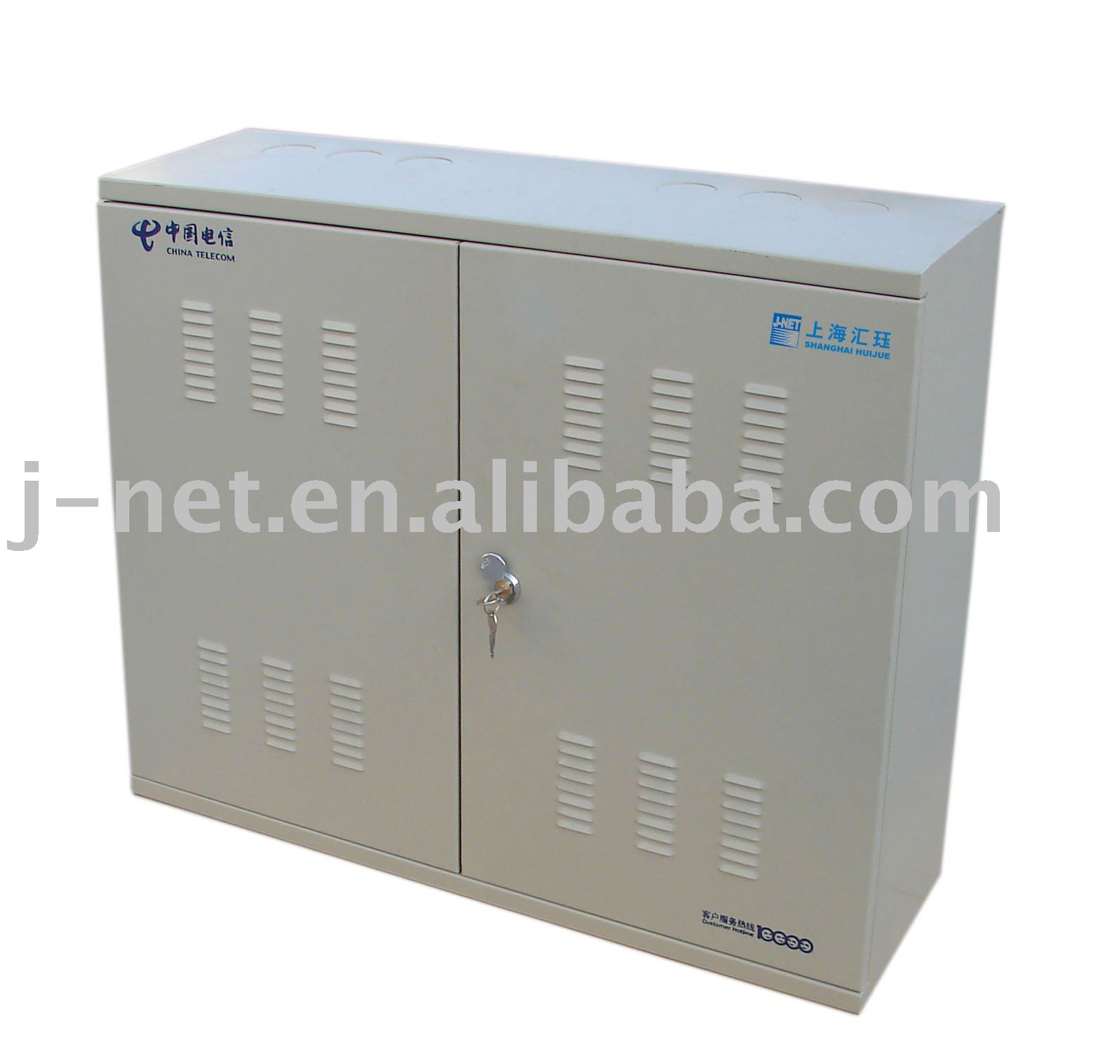 Optical fiber distribution box/distribution case/closure/wiring closet