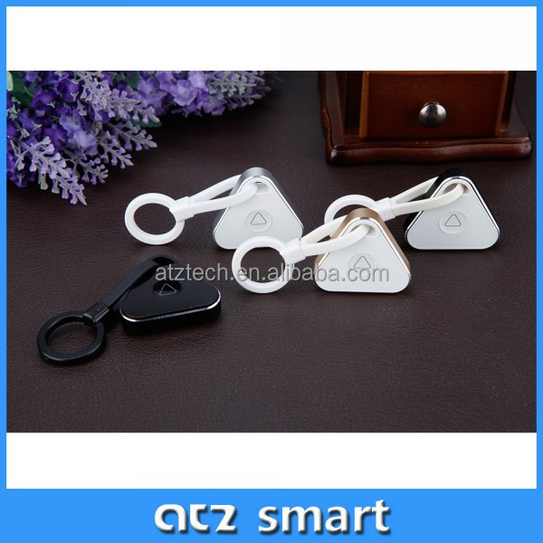 ATZ Electronic Gadget Key Finder Keychain, Anti Lost Locator Find Key Chain, Beep Sound Alarm Alert Control Keyring Key Holder