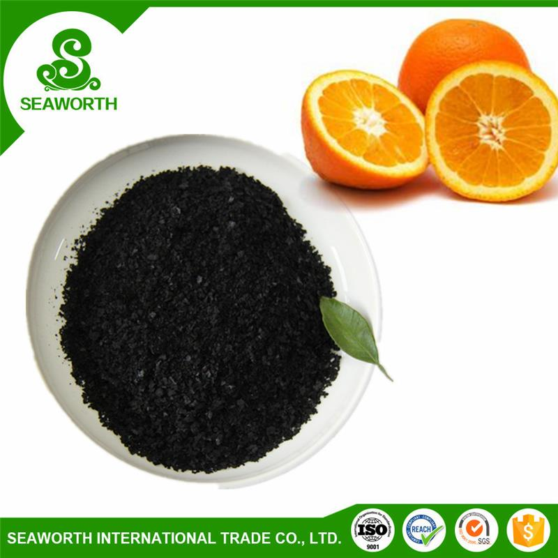 Best quality seaweed extract with rubber tree for fruit