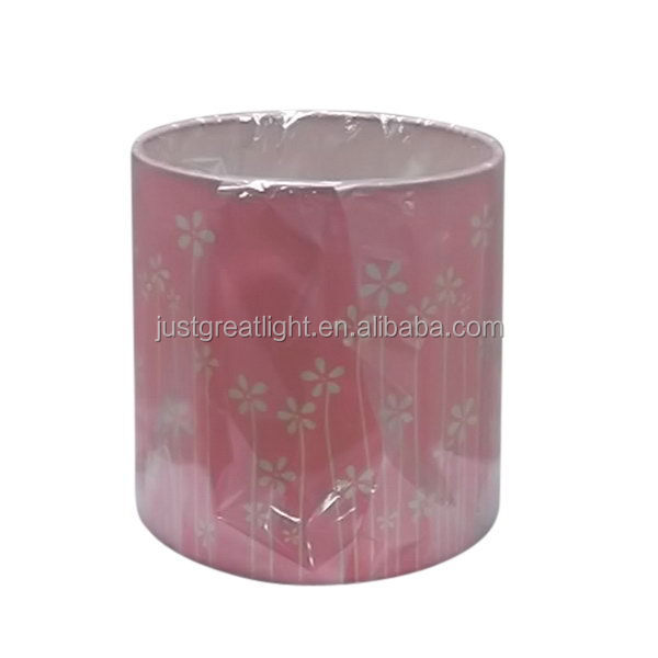 Cheapest hotsell Red butterfly lamp shades by cloth