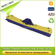 Wholesale broom factory in china, rubber broom brush
